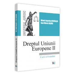 Cursul trateaz&259; din perspectiv&259; teoretic&259; &537;i practic&259; aspecte de drept institu&539;ional &537;i material al Uniunii Europene precum principiile fundamentale de drept unional; procedura ac&539;iunile directe &537;i mecanismele jurisdic&539;ionale în fa&539;a Cur&539;ii de Justi&539;ie a Uniunii Europene; cele patru libert&259;&539;i fundamentale ale pie&539;ei interne; elementele generale privind politicile Uniunii pia&539;a intern&259;
