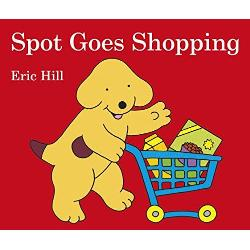 Join Spot and his mum in a brand new story as they go on a shopping trip to the supermarket Spot loves helping and he has lots of ideas for what they should buy Shopping with Mum is lots of fun