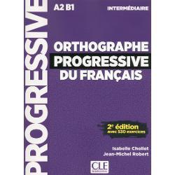 Orthographe progressive du francais nivel intermediaire