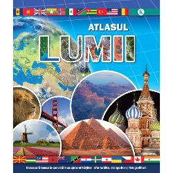 Atlasul lumii imagine librarie clb