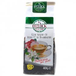 Ceai negru cu iasomie si trandafiriIngredienteceai negru min 70 ceai verde Sencha min 23 arome iasomie min 1 trandafiri min 1 petale de floarea soareluiTemperaturaimg