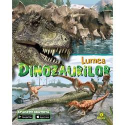 Afla&774; ultimele ves&807;ti din lumea dinozaurilor Chiar avea fiorosul T rex peneCum a fost revizuita&774; clasificarea dinozaurilorOare chiar au dispa&774;rut sau tra&774;iesc i&770;n continuare sub forma pa&774;sa&774;rilor actualeVei afla din aceasta&774; enciclopedie toate ra&774;spunsurile la aceste i&770;ntreba&774;ri s&807;i nu numaiDescarca&774; aplicat&807;ia GRATUITA&774; s&807;i bucura&774;-te de peste 30 de filmulet&807;e