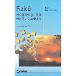 Fizica-probleme si teste - Macaseanu ed2008
