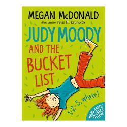 Another day Another mood Meet Judy Moody at her moodiest-best in this laugh-a-minute thirteenth adventure in the international bestselling seriesWhen Judy discovers Grandma Lous Bucket List she comes up with her own list of things to accomplish before the Fourth Grade That list leads Judy into an array of outlandish situations and Judy cant help but wonder what it means that her grandmothers list is nearly complete