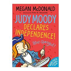 Another day Another mood Meet Judy Moody at her moodiest-best in this laugh-a-minute sixth adventure in the international bestselling seriesWhen Judy meets Tori an English girl at the Boston Tea Party ship she learns that Tori enjoys far more liberties than she does including her own phone private loo and lots of pocket money So Judy decides to declare independence from her parents rules and her pesky little bother But when staging her own Boston