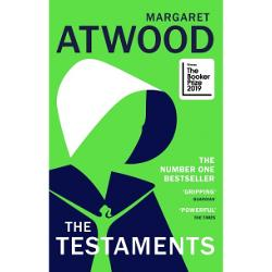 THE NUMBER 1 BESTSELLER AND WINNER OF THE BOOKER PRIZEThe Testaments is Atwood at her best    To read this book is to feel the world turning Anne EnrightThe Republic of Gilead is beginning to rot from within At this crucial moment two girls with radically different experiences of the regime come face to face with the legendary ruthless Aunt Lydia But how far will each go for what she believesNow with additional material book club