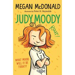 Another day Another mood Meet Judy Moody at her moodiest-best in this laugh-a-minute first adventure in the international bestselling seriesPerfect for fans of Jacqueline Wilsons younger fiction and Clarice Bean this hilarious book is the first installment in the internationally popular and bestselling series by Megan McDonald illustrated by Peter H ReynoldsBad moods good moods even back-to-school moods – Judy has them all Meet Judy