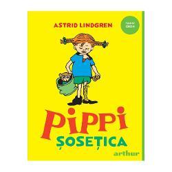 Pippi Sosetica imagine librarie clb