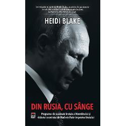 Din Rusia, cu sange imagine librarie clb