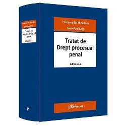 Tratat de Drept procesual penal (editia a IV a)