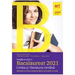 Bacalaureat limba si literatura romana 2021 imagine librarie clb