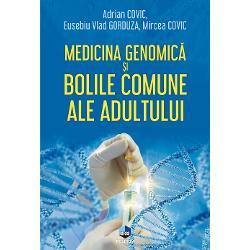 Medicina genomica si bolile comune ale adultului imagine librarie clb