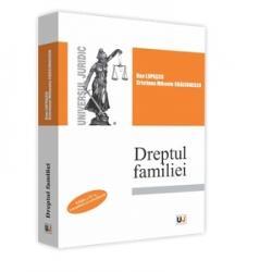 Dreptul familiei (editia a IV a) imagine librarie clb