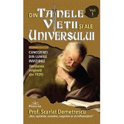 Din tainele vietii si ale universului volumul I,II,III