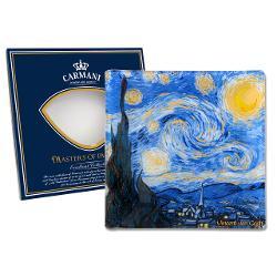 Platou 13x13cm Van Gogh noapte instelata 1987310 imagine librarie clb