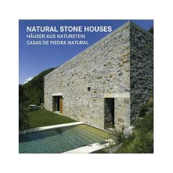 Numerous examples of attractive natural stone homes