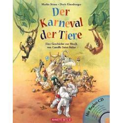 Karneval der Tiere + CD