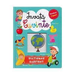 Invata cuvinte dictionar ilustrat Romana - Engleza