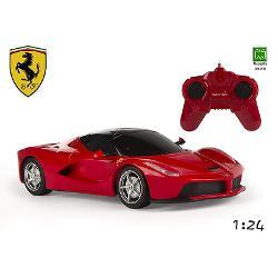 CB-Jucarie masina LaFerrari Sport 2013 cu radiocomandaMasina LaFerrari Sport 2013&160;este o jucarie pentru baieti ce imita pana in cele mai mici detalii masina&160;Ferarri Modelul elegant si aerodinamic confera unicitate jucariei printre jucariile de gen Aceasta poate aduce ore nelimitate de amuzament copiilor pasionati de vitezaDimensiune ambalaj 39 x 125 x 105&160;cmVarsta 6 ani