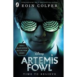 New special film edition - includes photos of the film an introduction from director Kenneth Branagh and a note from Eoin Colfer himselfMovie available from June 12th only on DisneyJoin the world of Artemis Fowl the number one bestseller by Eoin ColferRumour has it Artemis Fowl is responsible for every major crime of the new centuryJust twelve years old and already hes a criminal genius plotting to restore his familys