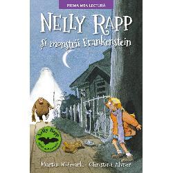 Prima misiune a simpaticei Nelly Rapp &238;n calitate de agent antimon&537;tri este s&259; spioneze un presupus monstru Frankenstein Dar cine sunt aceste creaturi E adev&259;rat c&259; nu au sentimente &537;i c&259; se hr&259;nesc cu animale de companie &206;n acest caz London basetul ei credincios se afl&259; &238;n primejdie Nelly va avea nevoie de tot curajul &537;i de iste&539;imea ei pentru a rezolva acest mister