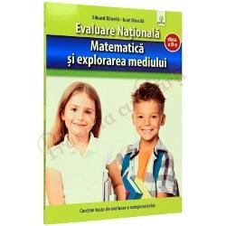 Matematica si explorarea mediului Evaluare nationala pentru clasa a II a