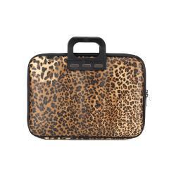 Geanta lux business/laptop 15.6 Bombata Leopard-Multicolor E00847