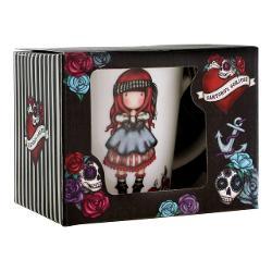 Ideala pentru un ceai relaxant aceasta cana din portelan este decorata cu ilustratie Mary Rose Cana este ambalata in cutie de cartonDimensiuni 125 x 96 x 94 cm