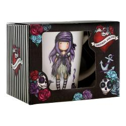 Perfect for a cosy cuppa this mug is made from bone china and features original Sea Nixie artwork Each mug comes packaged in a beautiful gift boxApprox Measurements125 x 96 x
