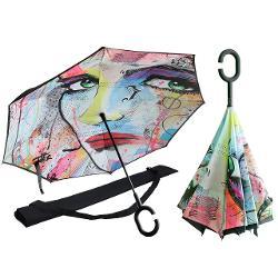 Umbrela ,husa pentru umar -loui jover l80cm/dm105cm 0217210 imagine librarie clb