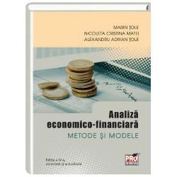 Analiza economico-financiara. Metode si modele (editia a VI a) imagine librarie clb