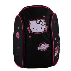 Ghiozdan Gimnaziu Hello Kitty Negru HKRS1412 1