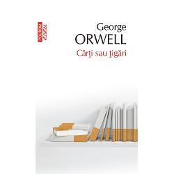 """Edi&539;ie de buzunarTraducere din limba englez&259; &351;i note de Ciprian &350;iulea""""Adev&259;ratul motiv pentru care îl citim pe Orwell este acela c&259; natura lui hibrid&259; l-a f&259;cut s&259; devin&259; extraordinar de sensibil la ruptura – ce se vede"""