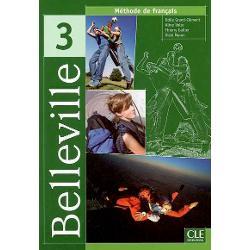 Belleville 3 Livre De L'Eleve imagine librarie clb