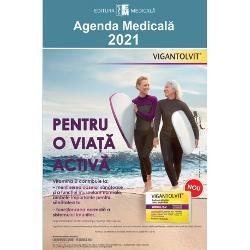 Agenda medicala 2021 imagine librarie clb