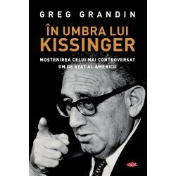 Pentru a în&539;elege criza Americii contemporane trebuie s&259; îl în&539;elegem pe Henry Kissinger Pornind de la lucr&259;ri semnate de Kissinger precum &537;i de la înregistr&259;ri secrete &537;i documente de stat multe dintre ele recent declasificate Greg Grandin arat&259; cum cel mai important consilier de politic&259; extern&259; al lui Nixon a pus um&259;rul la reînvierea unei versiuni militarizate a excep&539;ionalismului american