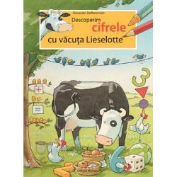 O carte pentru cei mici  clasa pregatitoare clasa I care ii ajuta&131; pe copii sa&131; descopere lumea cifrelor Cei mici vor inva&131;ta in joaca&131; sa&131; rezolve primele probleme de matematica&131;