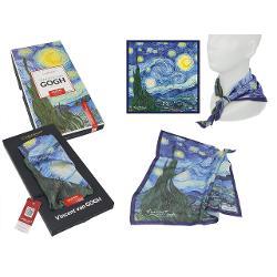 Batic Van Gogh noapte instelata 50x50cm 0233021
