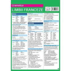 Pliant franceza gramatica imagine librarie clb