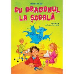 Într-o diminea&355;&259; Lisa se treze&537;te cu o creatur&259; magic&259; în camera ei este un dragon albastruMicul dragon a venit din Fantasia &537;i de-abia a&537;teapt&259; s&259; se distreze în lumea oamenilor a&537;a c&259; Lisa îl ia cu ea la &537;coal&259; Dar dragonul nu vrea s&259; stea cuminte în banc&259; E hot&259;rât s&259;-i fac&259; zile fripte doamnei înv&259;&355;&259;toare Bombon