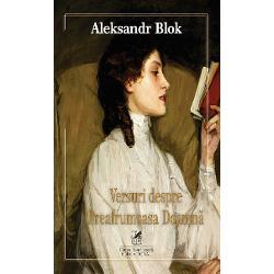 La finalul secolului al XIX-lea &537;i începutul secolului XX moment deopotriv&259; crepuscular &537;i auroral – ca s&259; folosim doi termeni dragi creatorului care semneaz&259; aceast&259; carte – se ive&537;te dezl&259;n&539;uit &537;i purt&259;tor de aur&259; romantic&259; izvoditor de mir poetic &537;i t&259;inuitor simbolist Aleksandr Blok Înc&259; insuficient cunoscut publicului românesc îl înf&259;&539;i&537;&259;m