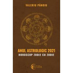 Ghidul astrologic al anului 2021Anul r&259;sturn&259;rilor de situa&539;iePrima parte este rezervat&259; interpret&259;rii în ansamblu a aspectelor generale cu implica&539;ii sociale urmeaz&259; horoscopul pentru fiecare dintre cele 12 zodii iar în încheiere sunt prezentate dou&259; analize ample ale unor tranzite majore valabile pe toat&259; durata anului 2021 Destinul în Gemeni &537;i Saturn în V&259;rs&259;tor