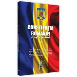 Orice societate organizata statal impune existenta unui ansamblu de reguli care sa determine modul de constituire organizare si exercitare a puterii publiceConstitutia reglementeaza elementele fundamentale ale structurii oricarui stat democratic garanteaza drepturile fundamentale cetatenesti si fixeaza sarcinile corespunzatoare acestor drepturi Potrivit art 1 alin 5 in Romania respectarea Constitutiei este obligatorieDe aceea textul
