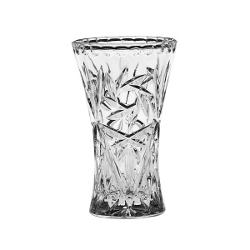Vaz&259; cristal de Bohemia cu o form&259; gra&355;ioas&259; &351;i o feminitate aparteÎn&259;l&355;ime 25 cmAceasta vaza este fabricata din Cristal de Bohemia autentic avand 24PbO