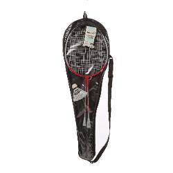 Set badminton 2 rachete + 1 fluturas A46218 imagine librarie clb