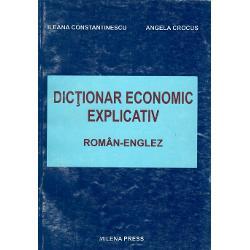 Dictionar economic explicativ roman englez