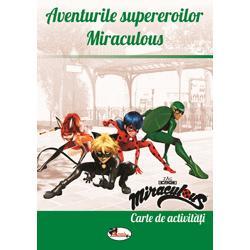 Ladybug este o supereroin&259; istea&539;&259; &537;i curajoas&259; &238;nconjurat&259; de prieteni fantastici &537;i miraculo&537;i Descoper&259; &238;n aceste pagini minunata poveste a supereroilor Parisului afl&259; micile &537;i marile secrete ale ora&537;ului cerceteaz&259; &537;i g&259;se&537;te solu&539;iile jocurilor Amuzamentul &537;i distrac&539;ia sunt garantate al&259;turi de faimo&537;ii supereroi