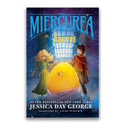 Autor bestseller New York Times Jessica Day Geoge ne invit&259; s&259; descoperim ce se petrece miercurea în Castelul Glower citind romanul Miercurea în turn Castelul Glower este adev&259;rata vedet&259; a acestei pove&537;ti fermec&259;toare Miercurea în turn fiind continuarea primului volum din seria Mar&539;ea la castel În  fiecare mar&539;i Castelul Glower prinde via&539;&259; El