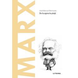 MARXDe la agora la pia&539;&259;&160; Filosof ziarist economist lider politic Marx este mai mult dec&226;t p&259;rintele comunismului cel pu&539;in al acelui sistem comunist care ast&259;zi pare aruncat la groapa de gunoi a istoriei Materialismul s&259;u istoric reprezint&259; un instrument inovator &537;i eficient pentru interpretarea proceselor sociale &537;i istorice care porne&537;te de la centralitatea muncii &537;i a condi&539;iilor materiale ale vie&539;ii spre a