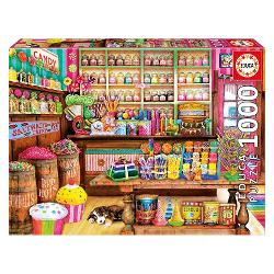 Puzlle 1000 piese the candy shop